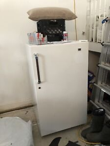 Upright Kenmore Freezer - approx 10/11 cubic feet