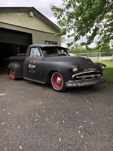 Plymouth 51 rat rod
