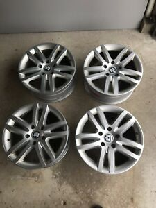 5x130 18x8 Alloy Wheels