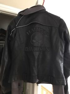 Lady's Harley Davidson Jackets & Chaps