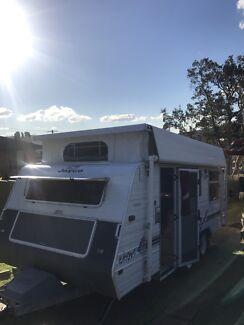 Jayco Westport Pop Top Caravan Warners Bay Lake Macquarie Area Preview