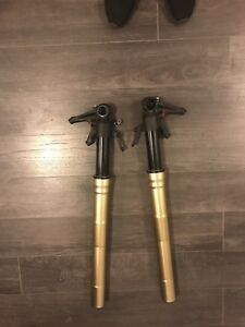 2013 Ducati Panigale 1199 front forks for sale