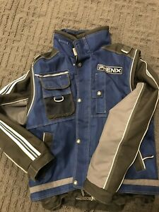 Like New Phenix Snowboard Ski Jacket w/ Vest