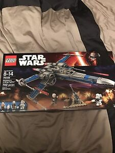 Lego Resistance X-Wing - $70