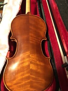 Eastman 1/8 student violin outfit