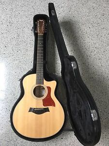 Taylor 356CE 12 string guitar Albert Park Port Phillip Preview