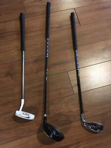 MacGreggor 3 piece golf set