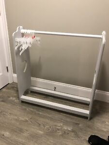 Toddlers Dress Rack