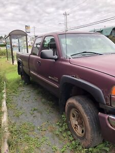 2003 gmc Lb7 Duramax 2500 for parts