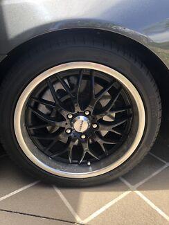 Ford bf speedy rims