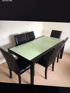 Dining table , sofa , etc Padstow Bankstown Area Preview