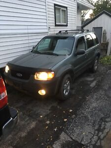 2006 Ford Escape 2wd