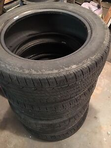 Set of nexen tires