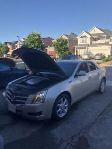 2008 Cadillac CTS REDUCED