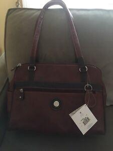 Brown ladies purse/bag
