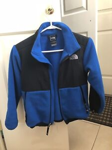 North face jacket size 7/8