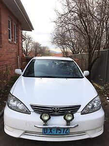 Toyota Camry Ateva 2005 Fyshwick South Canberra Preview