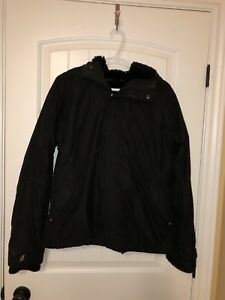 TNA Aritzia youth extra large bomber style winter jacket