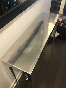 New structube table