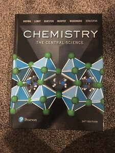 Chemistry: the central science textbook