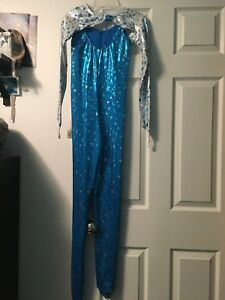 Acro dance costume