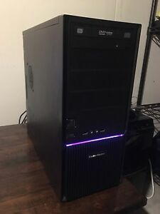 I5 gaming desktop / 8gb ddr3 / gtx770