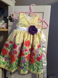 3-6 month Easter dress