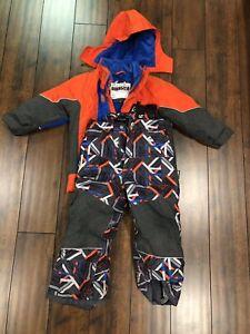 Size 4 snow suit