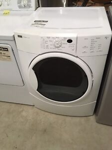 2 years old Kenmore front load dryer