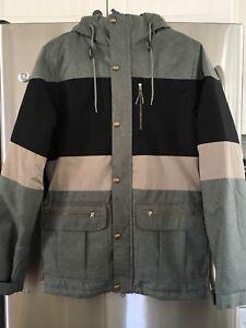 Men's Firefly Winter Jacket Size Small