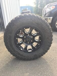17 inch aftermarket Chevy rims