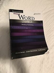 Office Administration textbooks (Algonquin college)