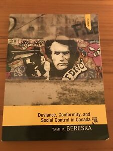 Deviance, Conformity, and Social Control in Canada 4th edition