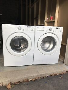 """Can deliver /27"""" working LG 2016 Stackable Washer Dryer"""