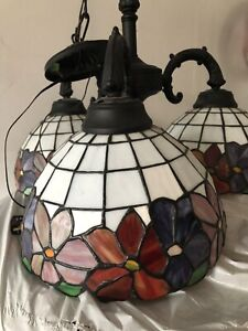 Tiffany style ceiling lamps