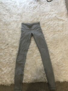 Grey lulu leggings