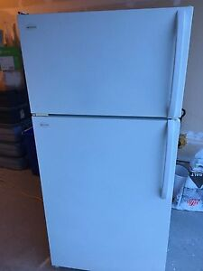 Frigidaire fridge/FOR STUDENTS OR APARTMENTS