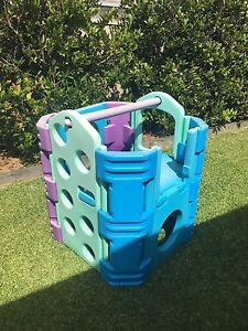 Climbing frame with water play Pottsville Tweed Heads Area Preview