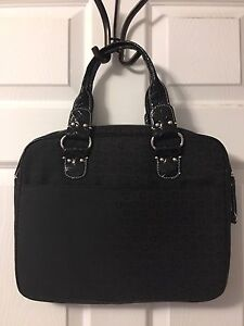 "Authentic GUESS bag 14""WIDE x 10.5""TALL x 1.5""D $40"