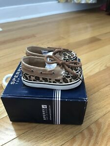 Sperry shoes size 1 baby