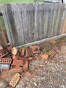 Fence palings Stowport Burnie Area Preview