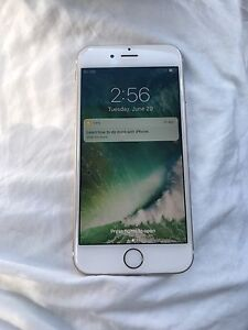 iPhone 6 16gb Gold Locked to bell and virgin