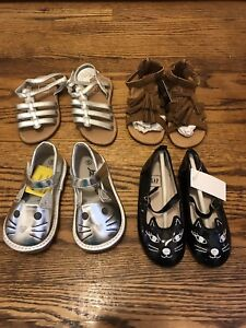 Toddler Shoe lot - size 8 NWT