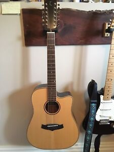Tanglewood 12-string - Rosewood Grand Reserve