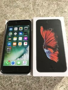 Rogers Grey  32 Gig IPhone 6S Plus Mint Condition.