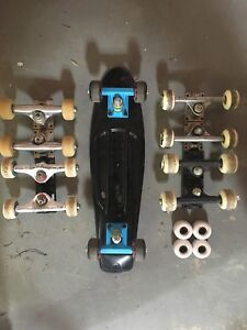 Skateboard penny board and parts