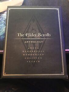 Elder Scrolls anthology PC