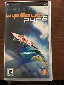 Sony PSP Wipeout Pure game