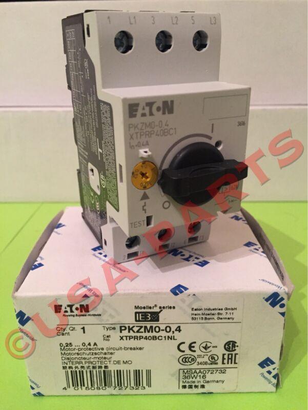 Eaton XTPRP4BC1 Manual Motor protector ** New In Box** xtprp4bc1nl