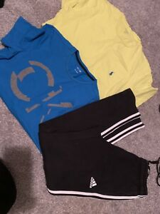 various colors 740e9 7f197 Mens calvin klein ralph lauren and adidas all smalll